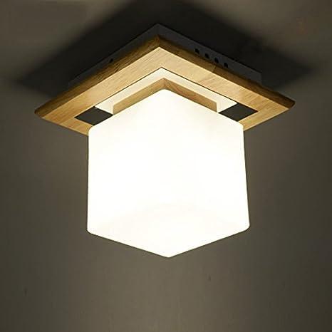 Japonés moderno minimalista creativa a Gagné de las lámparas ...