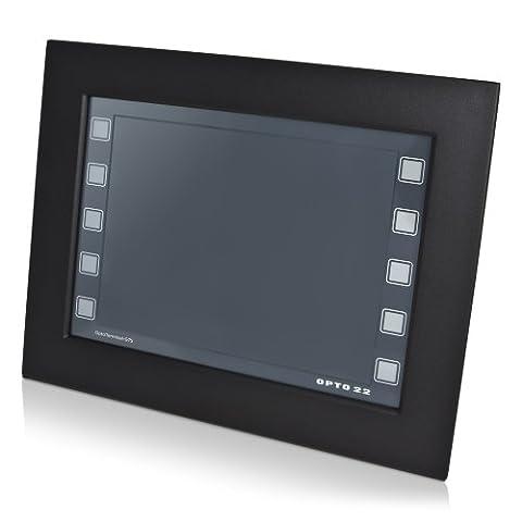 Opto 22 OPTOTERMINAL-G75 - Operator Interface Terminal, 10.4 in. (264 mm) diagonal Display - Opto 22 Software