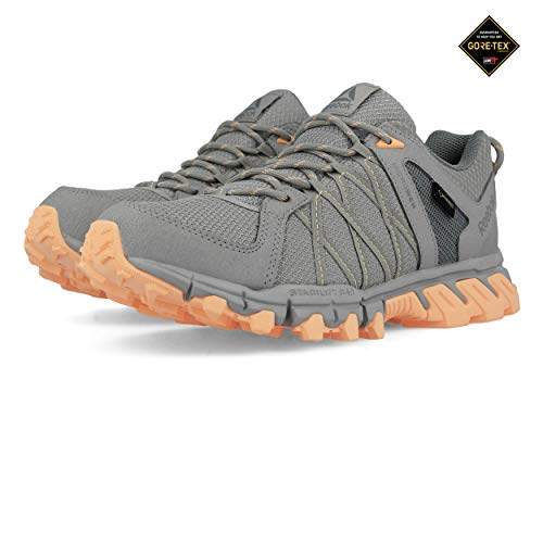 Reebok Flint 5 Femme Gtx Grey 0 Stark Running de Rs Trailgrip 000 Grey Desert Gris Glow Chaussures r6qwrU1