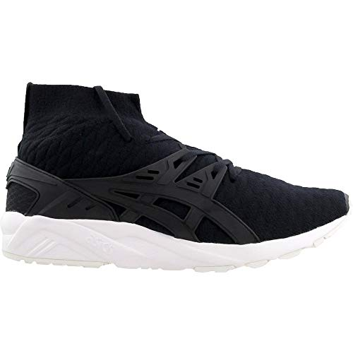 Gel Kayano Trainer Knit MT Mens in Black/Black by Asics, 8.5