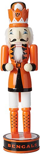 2014 NFL Football Holiday Nutcracker product image