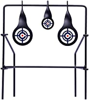 Crosman CSLT - All Metal Spinning Target for Use with .177 and .22 Caliber Lead Pellets