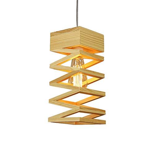 Rectangular Hanging Pendant Light in US - 2