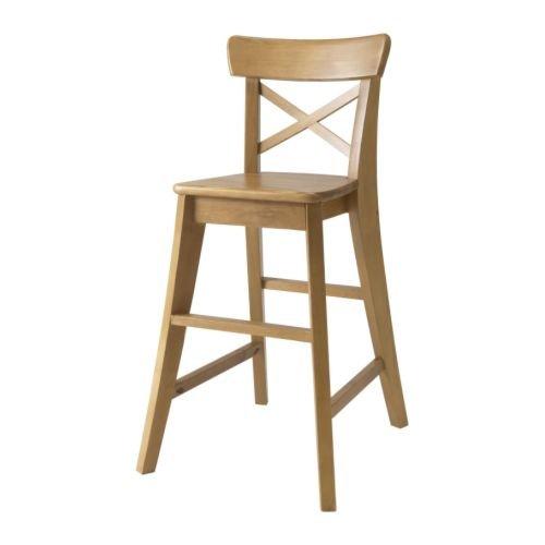 Ikea Junior chair, antique stain 422.292926.3830