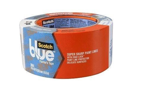 Scotch Delicate Surface Painter's Tape, 1.88 inch x 60 yard, 2080, 1 Roll