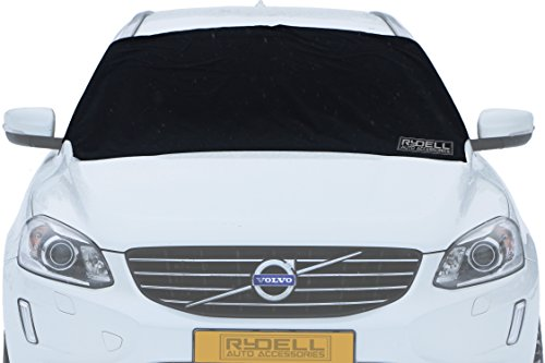 Weathershield Porsche Interior Cover (Rydell Auto Accessories Magnetic Windshield Snow Cover - Sun Shade Protector - Large Size 83