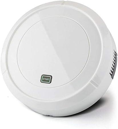 Robots aspiradores Mini Robot de Barrido, Aspirador Inteligente, Inicio de un Solo botón, Adecuado for área pequeña: Amazon.es: Hogar