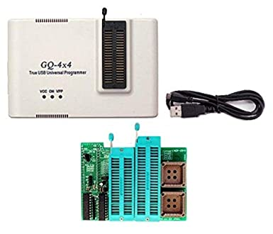 PRG-112 True USB Willem GQ brand GQ-4X V4 (GQ-4X4) USB universal 40 pin  programmer + 16 bit EPROM Adapter 28F102 27C400 27C800 27C160 27C322  27C1024
