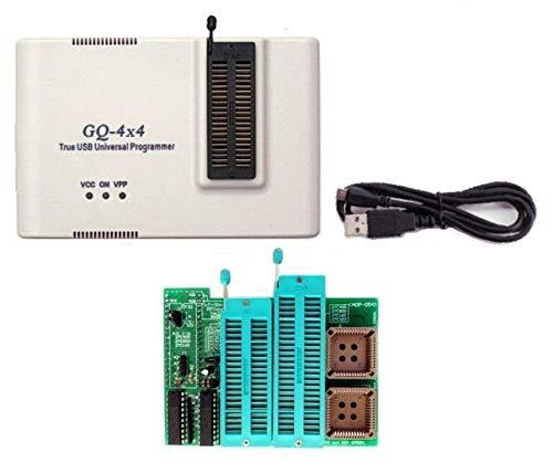 PRG-112 True USB Willem GQ brand GQ-4X V4 (GQ-4X4) USB universal 40 pin programmer + 16 bit EPROM Adapter 28F102 27C400 27C800 27C160 27C322 27C1024 27C2048 27C4096 27c4002 M27C322 programmer ()