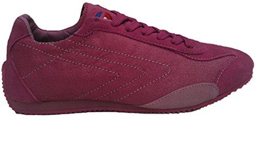 Sisley Footwear Sportschuhe Sneakers Schuhe Fitnessschuhe Sport Freizeit Turnschuhe Pink