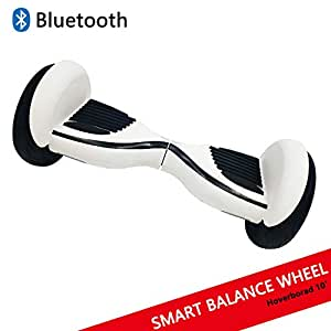 "Dragon Hoverboard con Ruedas de 10"" Scooter eléctrico Self-Balancing Self Blance Scooter Monopatín eléctrico Smart Self Balance Board Dibujo en Color (Pirate)"