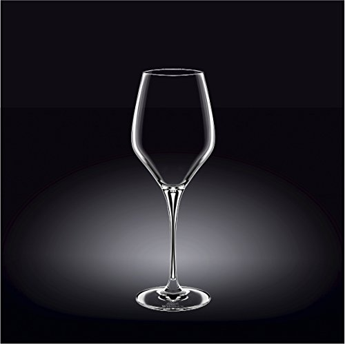 Wilmax 888042 460 ml Wine Glass Set of 244; Pack of 12 by Wilmax