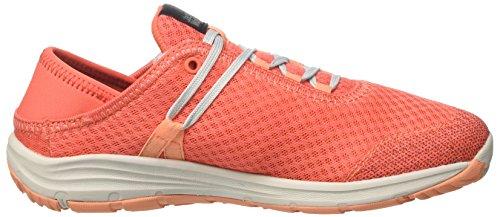 Jack Wolfskin Damen Seven Wonders Packer Low W Slip On Sneaker Orange (Hot Coral)