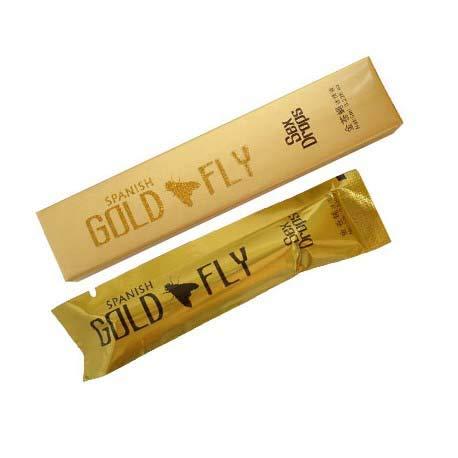 Spanish Gold Fly Women Sex Drops Liquid Booster - 3 Sachets