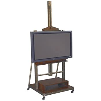 Amazon Com Hammary Structure Media Easel Tv Stand