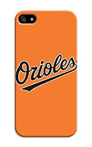 Personalized Monogram iphone 6 plus Case iphone 6 plus Tpu Back Cover Baltimore Orioles Baseball Mlb