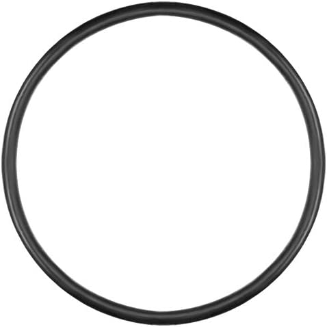 Pack of 20 uxcell Nitrile Rubber O-Rings 46mm OD 41.2mm ID 2.4mm Width Metric Buna-N Sealing Gasket