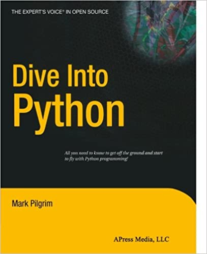 DIVE INTO PYTHON 3 EPUB SOFTWARE PDF