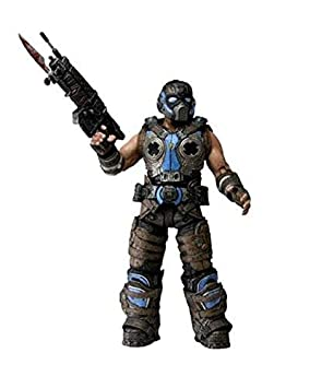GEARS OF WAR 3 COG Soldier Includes Retro Lancer – 7.00 Figurine 2012