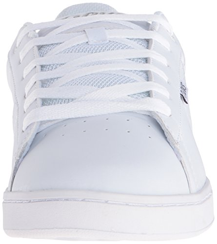 DVS Revival 2 Shoes UK 7 White Grey Leather