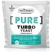 Still Spirits Triple Distilled (Pure) Yeast (Pack of 5)