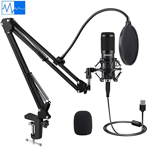 USB Condenser Microphone IKEDON