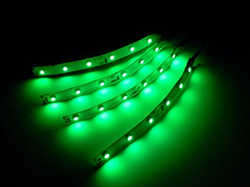 RC LED's Green LED Strip's Bar Lights Superbright 4