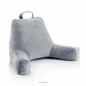 Amazon Com Bed Pillow Chair Rest Lounger Backrest Cushion