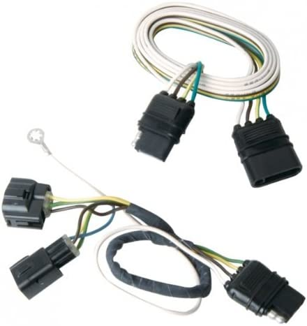 05 jeep wrangler lights wiring connector amazon com hoppy trailer wiring kit 2005 2006 jeep wrangler  hoppy trailer wiring kit 2005 2006 jeep