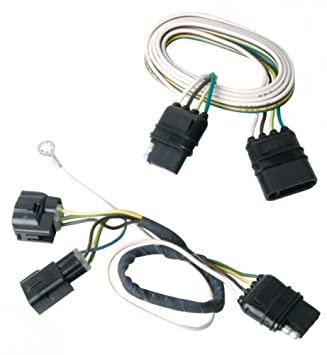 amazon com hoppy trailer wiring kit 2005 2006 jeep wrangler hoppy trailer wiring kit 2005 2006 jeep wrangler
