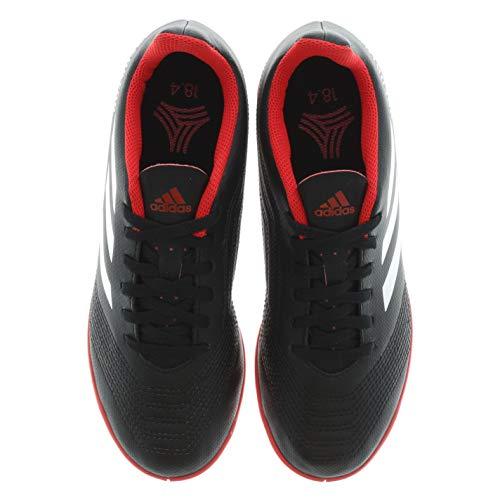 001 4 Adidas Noir Tango Chaussures Predator Kids noir Unisex En De 18 Pouces Futsal Rojo qYHY6