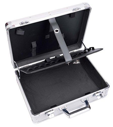 SAM Outillage tvj-1z Aluminium-Koffer leer für Werkzeug