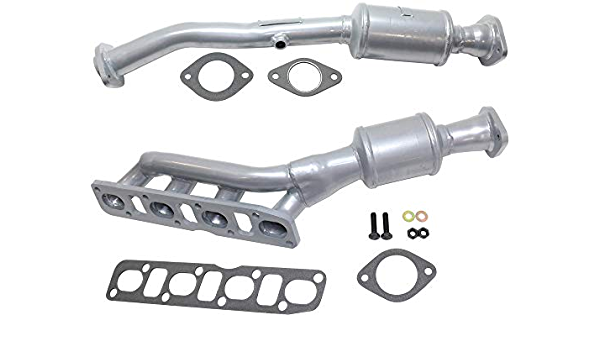 Pathfinder 5.6L PAIR Manifold Catalytic Converters 2008-2012 Right /& left Side