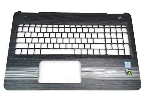 HP Pavilion 15-BC 15T-BC Series Laptop TOP Cover PALMREST 858971-001 NO TOUCHPAD ()