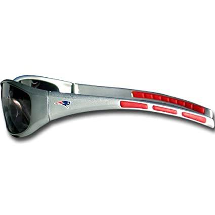 0a2e5aa255d8 Amazon.com   NFL Wrap Sunglasses   Sports Fan Sunglasses   Sports   Outdoors