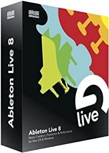 Ableton Live 8 Full Version Audio Software