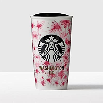 Starbucks Washington, D.C. Double Wall Traveler, 12 fl oz