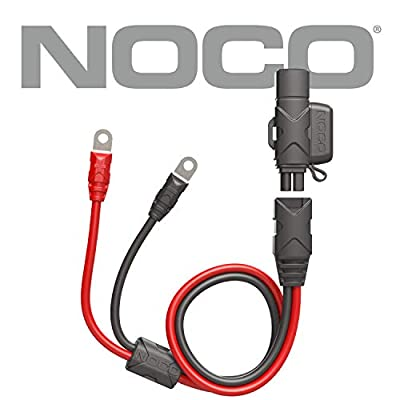 NOCO GBC007 Boost Eyelet Accessory Cable with X-Connect Adapter to Allow Charging Genius Battery Chargers