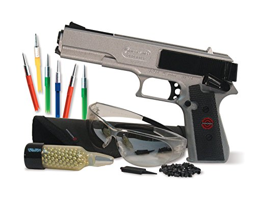 Beeman Pistol Kit .177 caliber with Coated Pellets