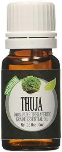 Thuja 100% Pure, Best Therapeutic Grade Essential Oil - 10ml