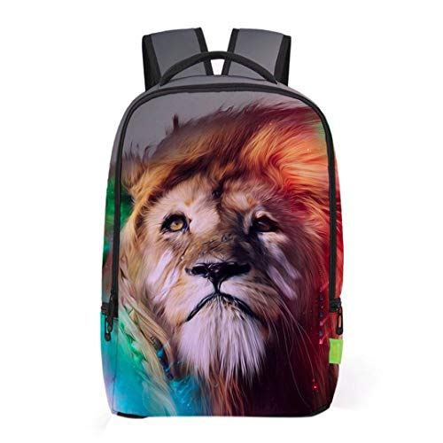 3D Travel Backpack Galaxy Bag E r5nr1