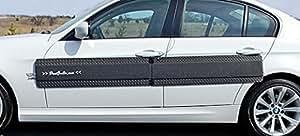 Car Door Guard, Magnetic Car Door Protector, Door Ding Dent Protector, Car Door Protection, Door Ding Protection - Set of 2 Full Large Panels