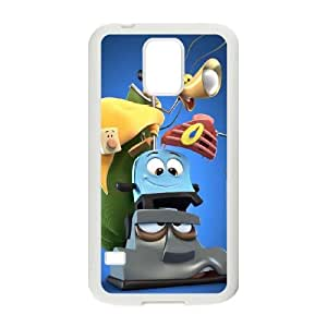 Brave Little Toaster Samsung Galaxy S5 Cell Phone Case White J8W2AD