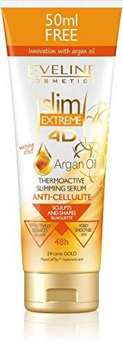 Eveline Cosmetics Slim Extreme 4D Argan Oil Thermo Slimming
