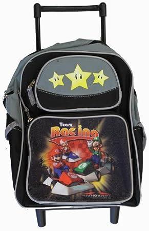 Mario kart-sac à dos-petit modèle Q8ixC9p0