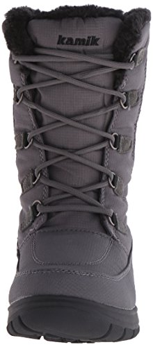 Women's Winter Insulated Kamik Charcoal Brooklyn Boot gPBxZwqxF8