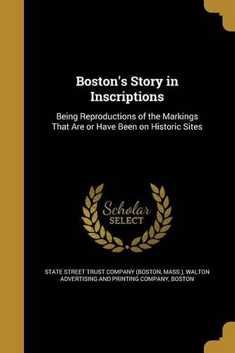 Boston's Story in Inscriptions ebook