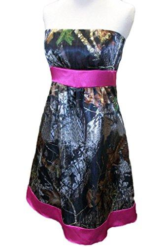 TOSKANA BRAUT - Vestido - Noche - para mujer Multicolore - Bildfarbe 52