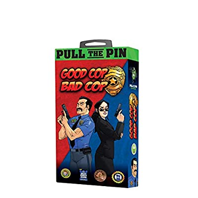 Good Cop Bad Cop 3rd Edition: Toys & Games