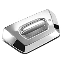 Chevy Avalanche Tail Gate Exterior Door Handle Cover with Keyhole (Chrome)